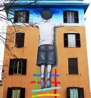 ROMA UN MUSEO A CIELO APERTO: LA STREET ART DI TOR MARANCIA E GARBATELLA Bicitour