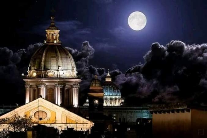 Roma di sera un incanto senza fine Individuali
