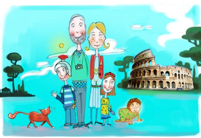 TOURS FORMATO FAMIGLIA Tours per romani